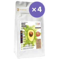 Organic freeze-dried Avocado Powder (organic or conventional)